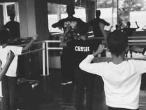 Студия уличного танца и брейк-данса «Crush»