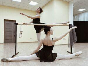 Обучение классическому танцу