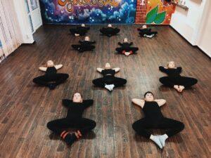 Школа танцев на карантине